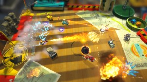 Micro Machines World Series image 3