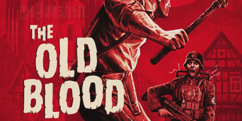Wolfenstein The Old Blood header