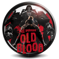 Wolfenstein The Old Blood ico