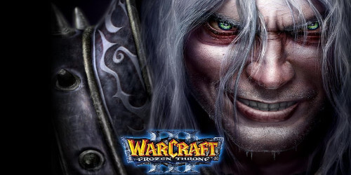warcraft frozen throne header