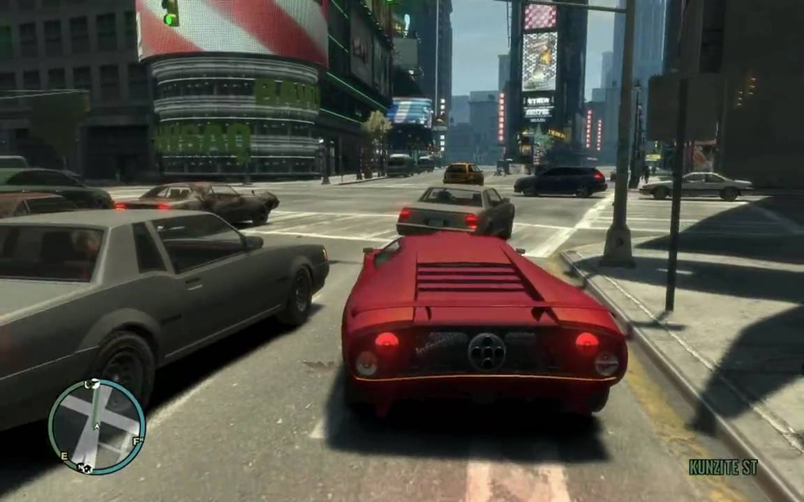 grand theft auto gta iv pc kostenlos herunterladen download. Black Bedroom Furniture Sets. Home Design Ideas