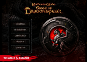 Baldur's Gate Siege of Dragonspear image 1