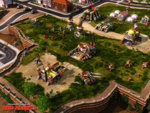 Command & Conquer Red Alert 3 image 2