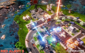 Command & Conquer Red Alert 3 image 8