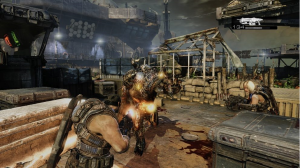 Gears of War 3 image 1