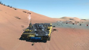 Homeworld Deserts of Kharak image 3