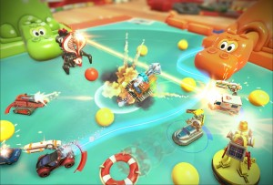 Micro Machines World Series image 9