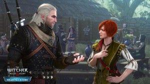 The Witcher III Hearts of Stone image 2
