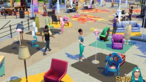 The Sims 4 City Living image 7
