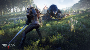 Witcher Wild Hunt image 1